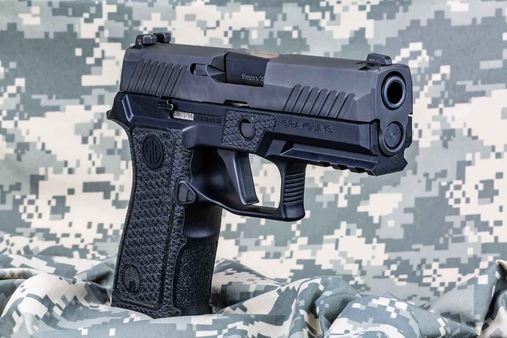 Kuper Precision Grayguns P320