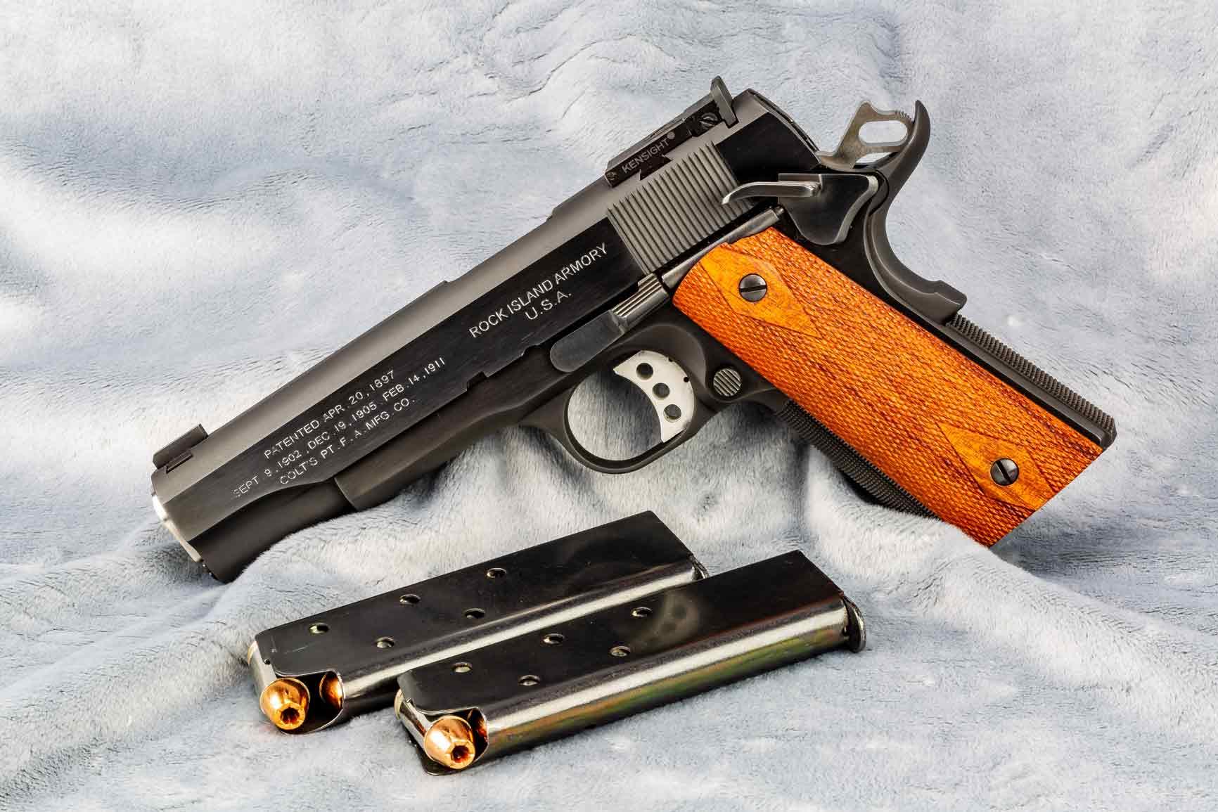 Kuper Precision - Custom Rifle & 1911 Builds, Grayguns Install Services